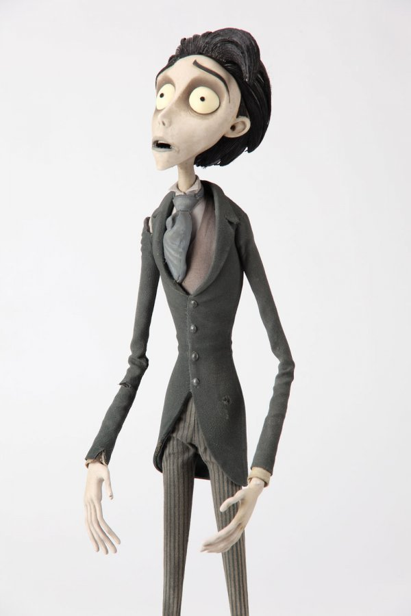 Victor Van Dort animation puppet from Corpse Bride - 3