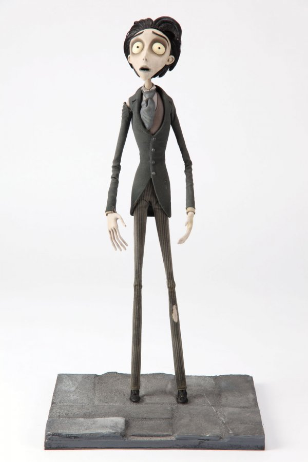 Victor Van Dort animation puppet from Corpse Bride - 4