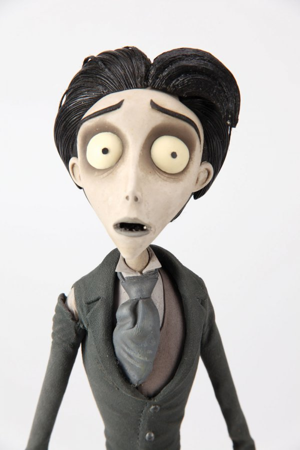 Victor Van Dort animation puppet from Corpse Bride - 5