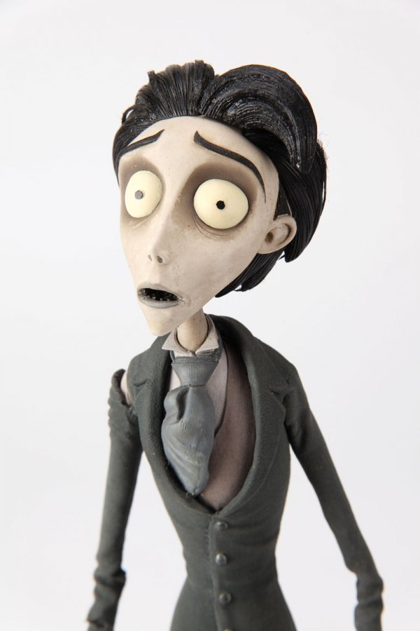 Victor Van Dort animation puppet from Corpse Bride - 6