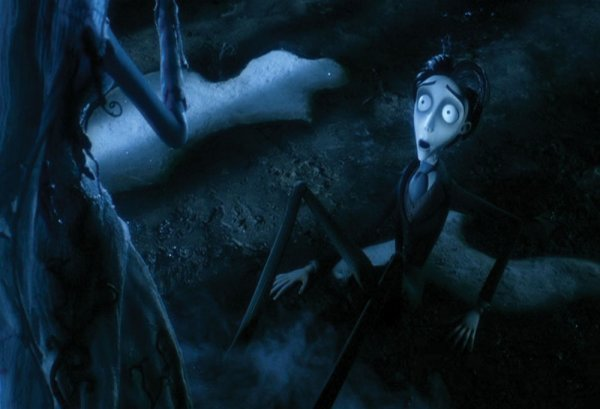 Victor Van Dort animation puppet from Corpse Bride - 7