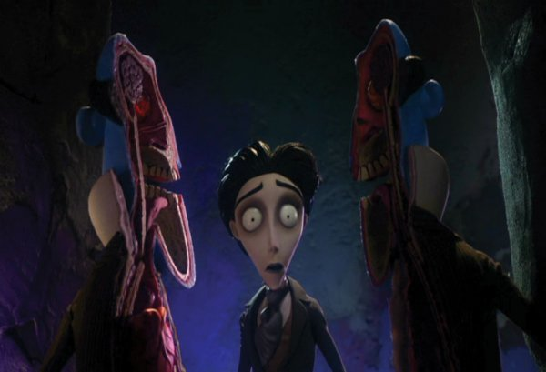 Victor Van Dort animation puppet from Corpse Bride - 8