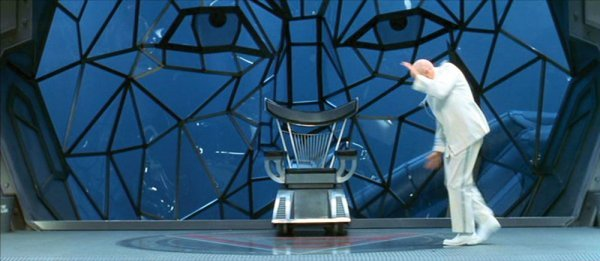 Dr. Evil motorized chairs - Austin Powers in Goldmember - 6