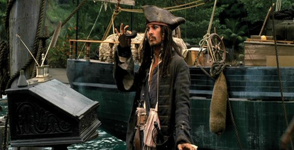 Jack Sparrow jacket from Pirates of the Caribbean - 4
