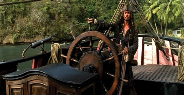 Jack Sparrow jacket from Pirates of the Caribbean - 5
