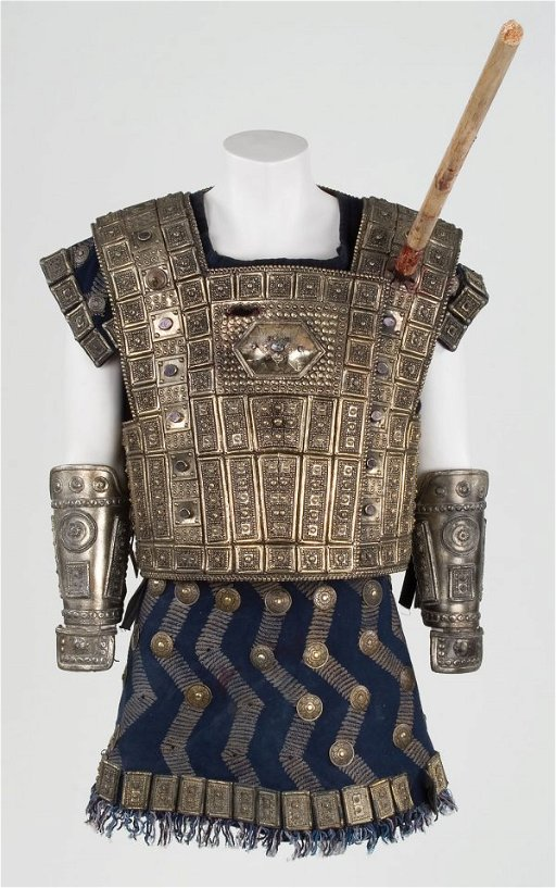 Eric Bana Hector complete costume from Troy