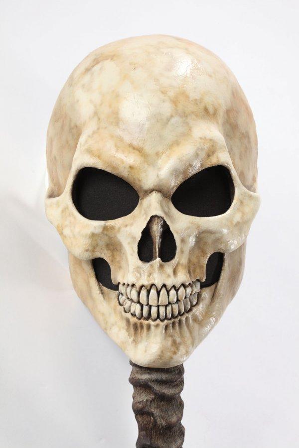 Michael Jackson Caduceus Mask Michael Jackson's Ghosts - 2