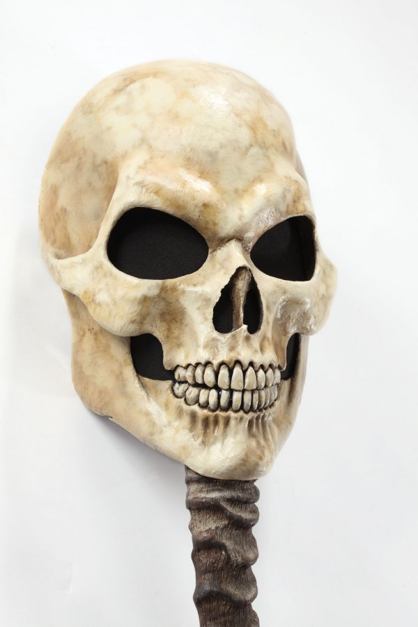 Michael Jackson Caduceus Mask Michael Jackson's Ghosts - 3