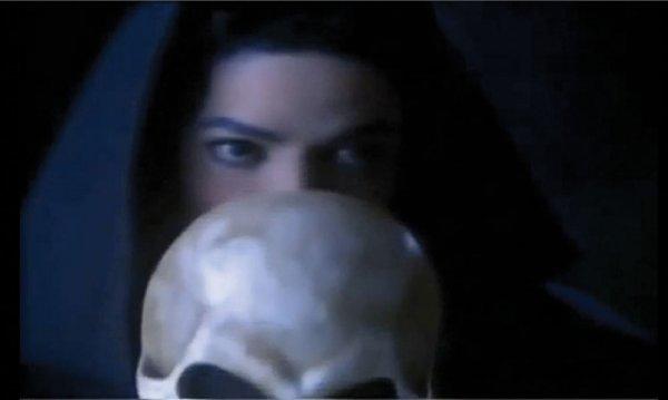 Michael Jackson Caduceus Mask Michael Jackson's Ghosts - 5
