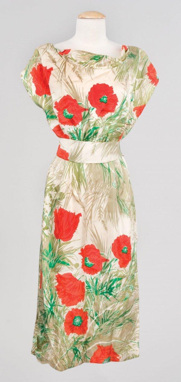 Angela Lansbury Sarah Lee Gates dress from Blue Hawaii