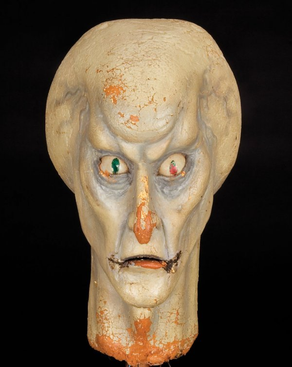Balok Puppet Head from Star Trek: The Original Series