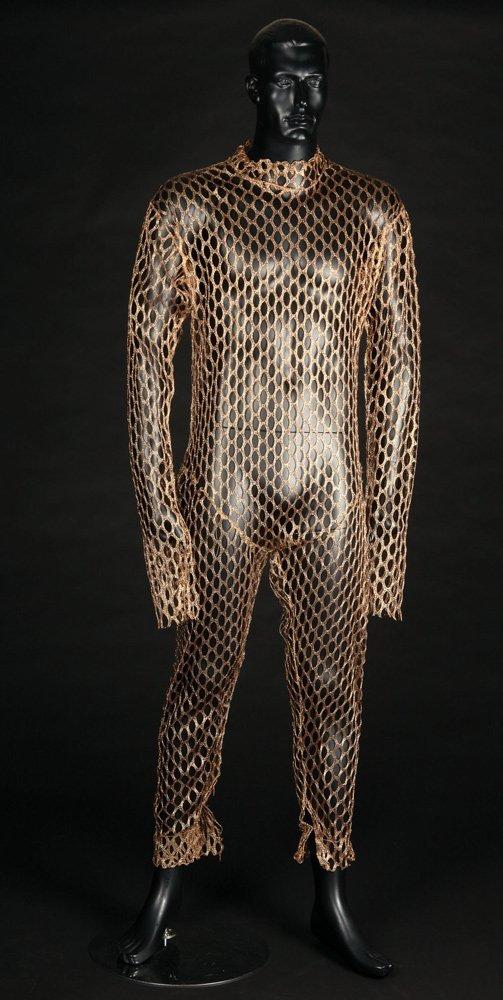 Original Botany Bay crewman sleep suit - Star Trek TOS