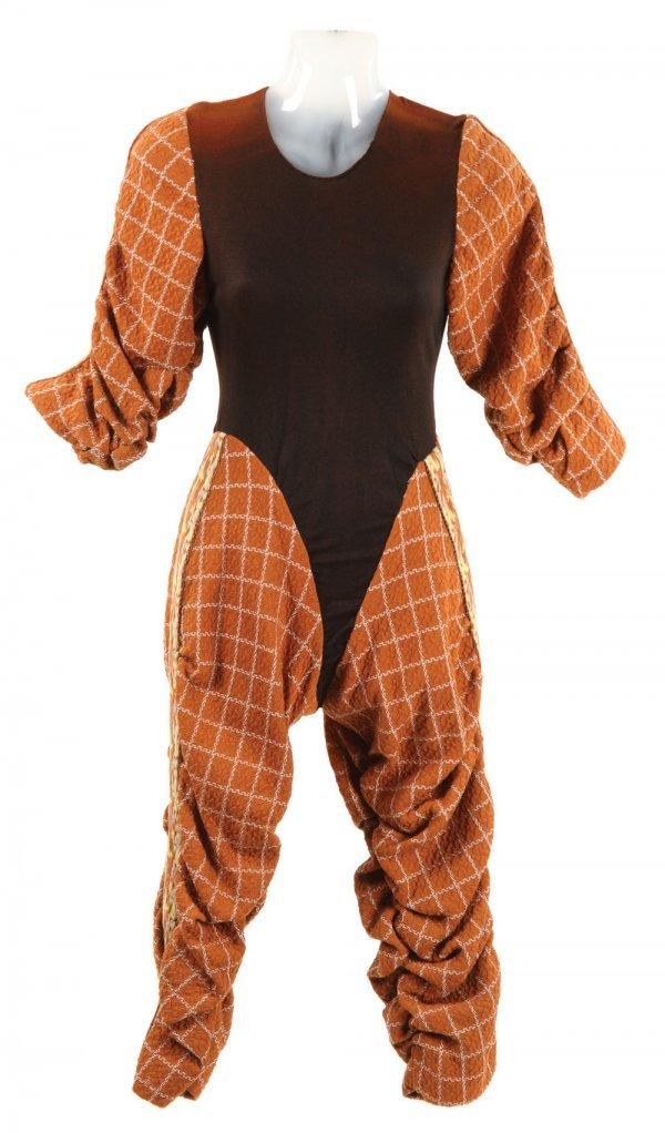 Michael Dunn Alexander costume from Star Trek TOS