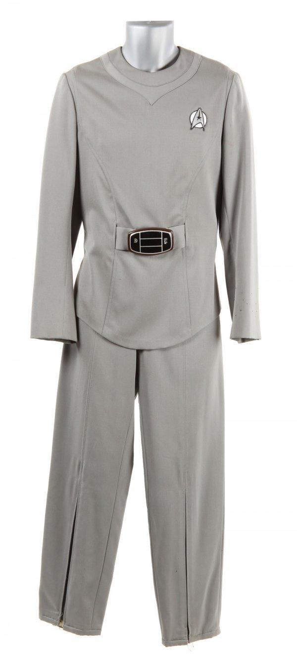William Shatner Kirk costume from Star Trek TMP
