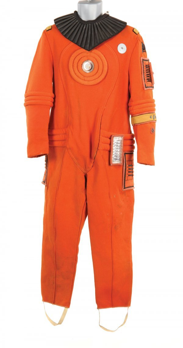 Engineering suit from Star Trek: The Wrath of Khan