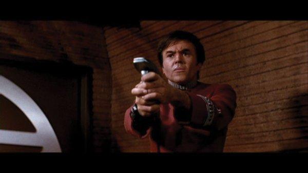 Starfleet Type 2 Phaser & Holster from Star Trek TMP - 2