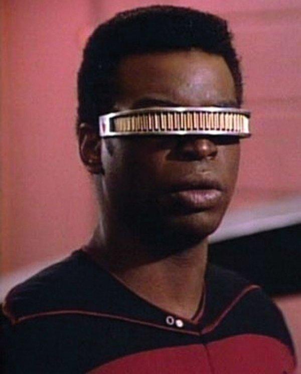Geordi La Forge VISOR from Star Trek Generations - 3