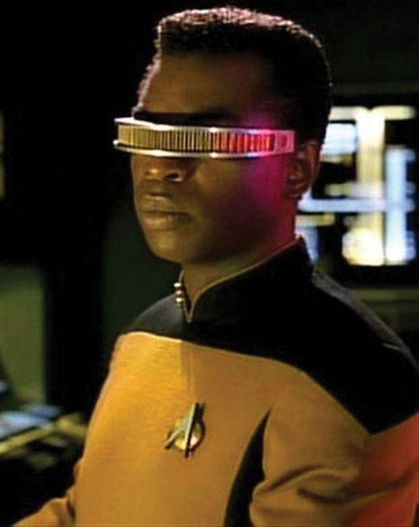 Geordi La Forge VISOR from Star Trek Generations - 4