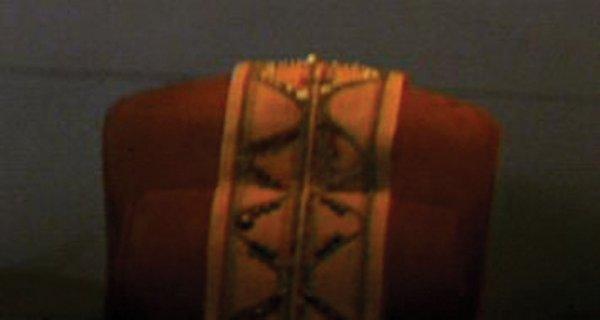 Patrick Stewart Mintaken Tapestry from Star Trek TNG - 4