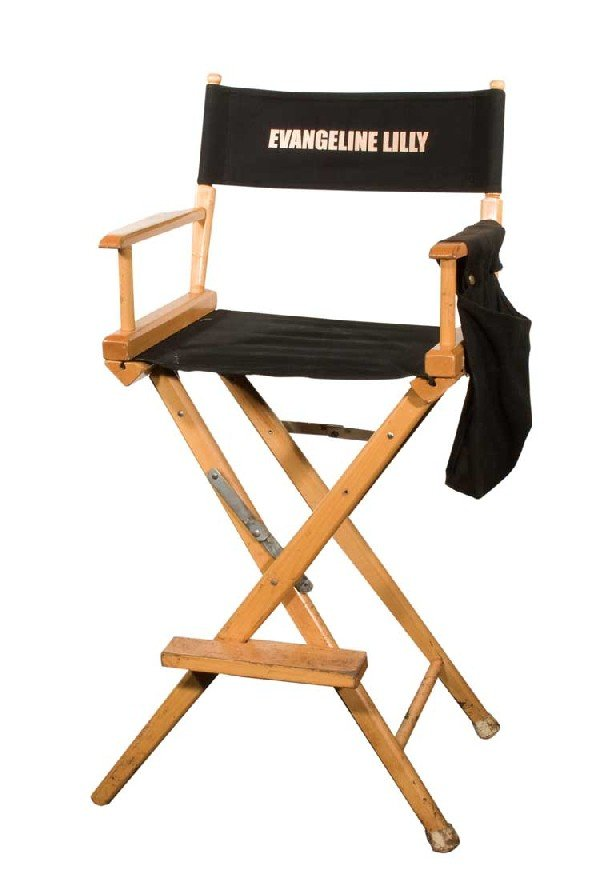 "Set chair for Evangeline Lilly ""Kate"""