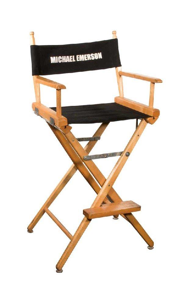 "Set chair for Michael Emerson ""Ben"""