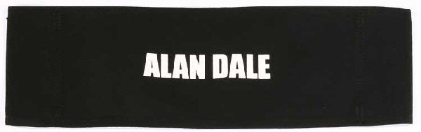 "Chair back from on-set chair for Alan Dale ""Widmore"""
