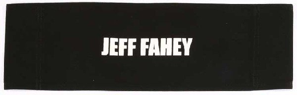 "Chair back from for Jeff Fahey ""Frank Lapidus"""