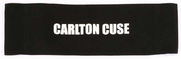 Chair back for Executive Producer Carlton Cuse