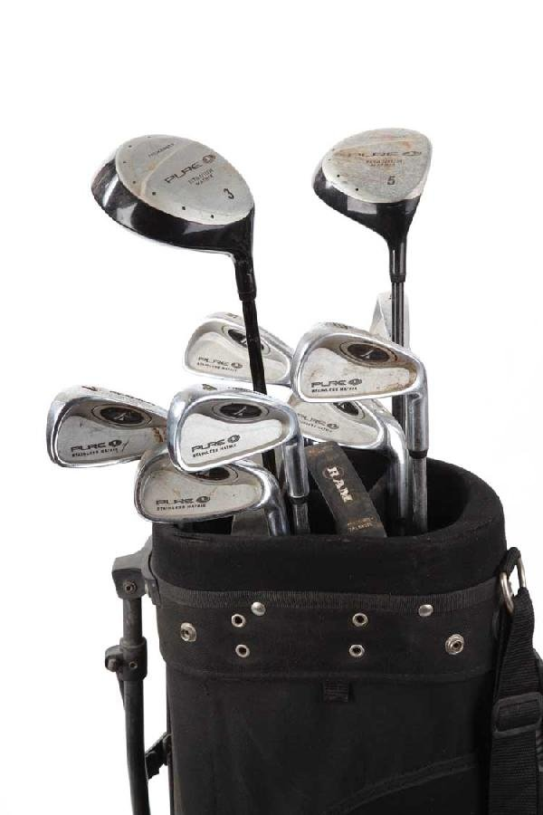 Hurley's set of Prokennex brand golf clubs - 2