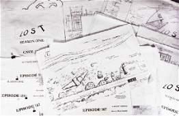 Season One production artwork