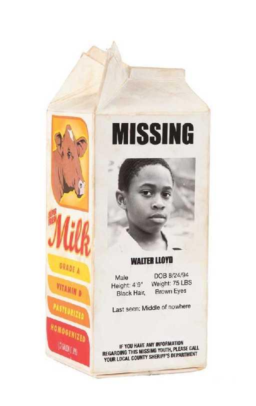 Walt Missing\