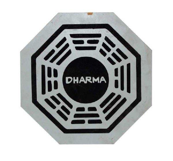 DHARMA Initiative sign