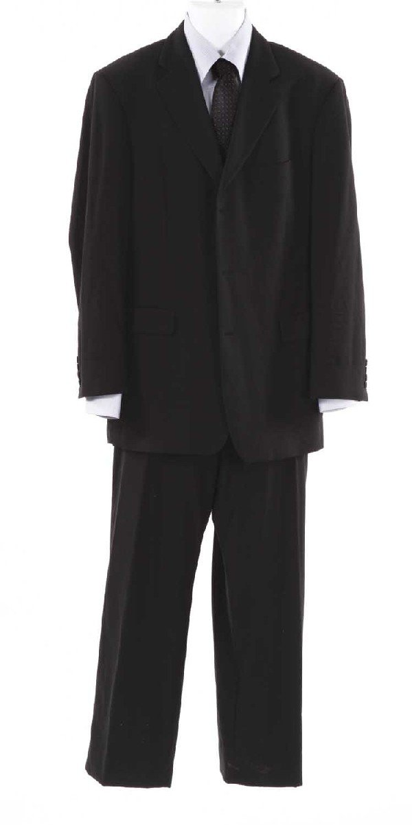 """Locke's burial suit from """"There's No Place Like Home"""""""