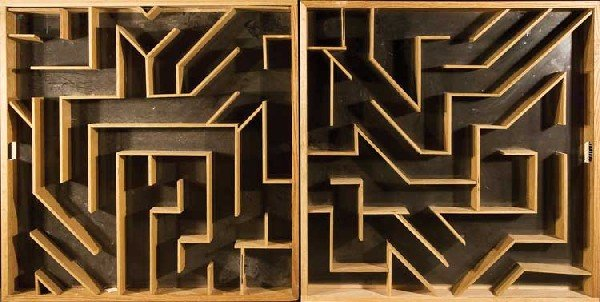Faraday's Oxford time machine and rat maze - 2
