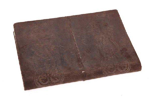 Daniel Faraday's journal w/extensive handwritten notes