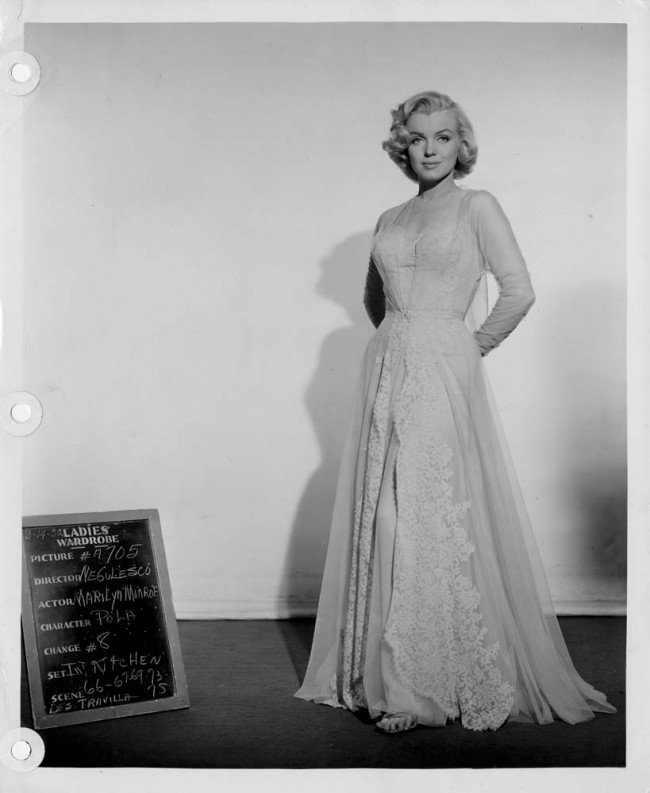 704: How to Marry a Millionaire Marilyn Monroe photo