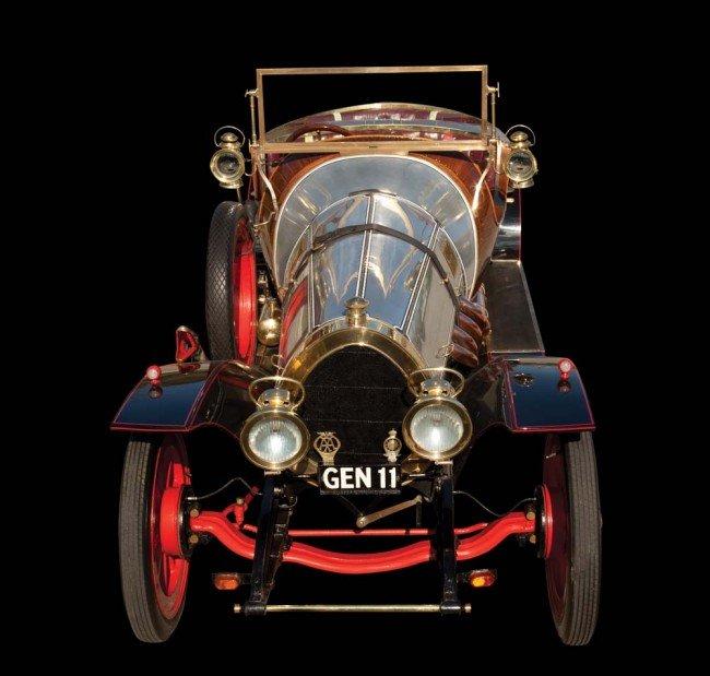1050: Original Chitty Chitty Bang Bang GEN 11 road car