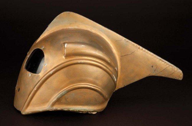 1203: Original stunt flying helmet from The Rocketeer - 2