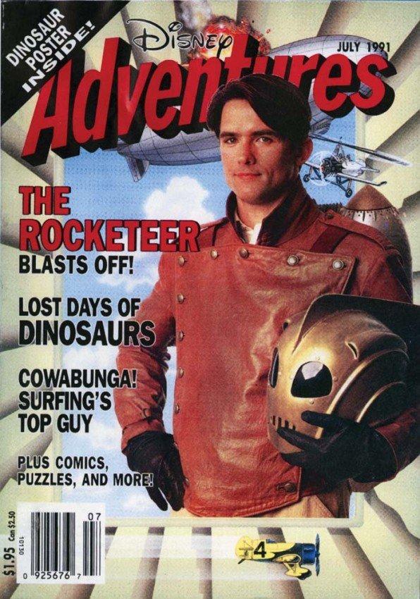 1203: Original stunt flying helmet from The Rocketeer - 3