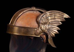Francis X. Bushman helmet from the 1925 Ben-Hur