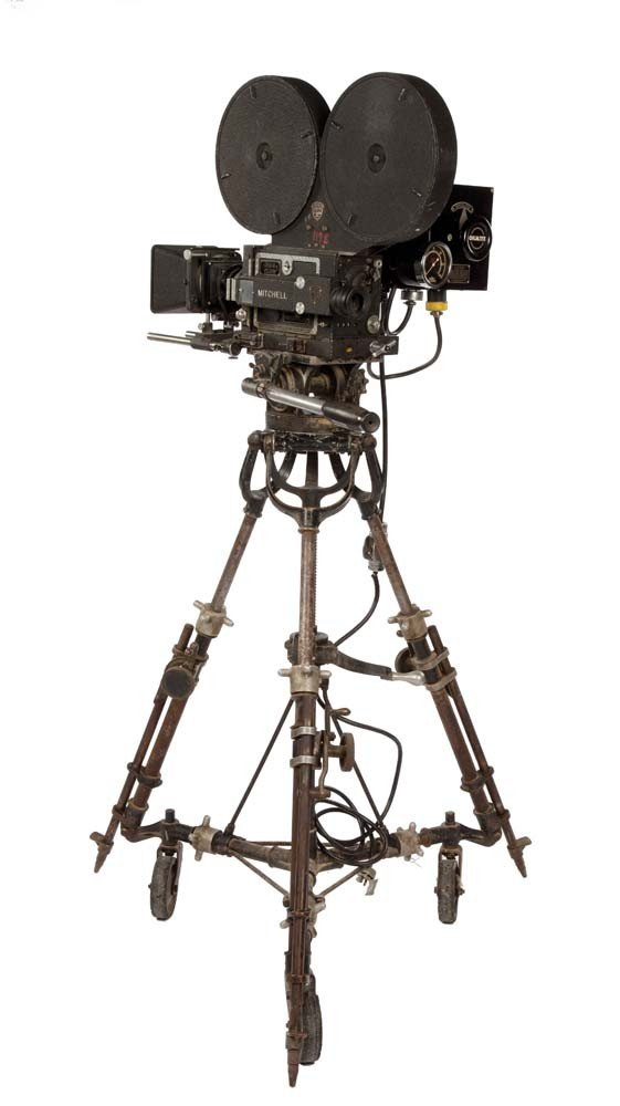 Mitchell Standard Model A 35 mm motion picture camera