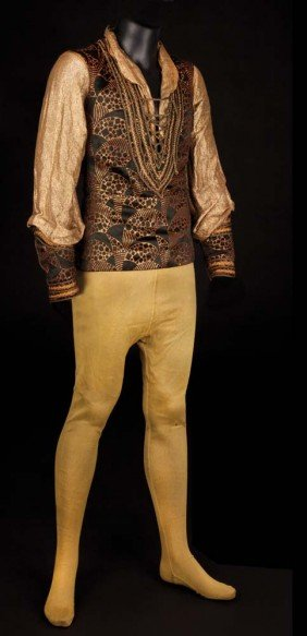 Douglas Fairbanks, Sr. costume The Taming of the Shrew