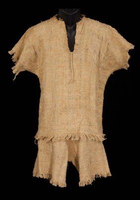 Douglas Fairbanks Sr. clothes from Mr. Robinson Crusoe