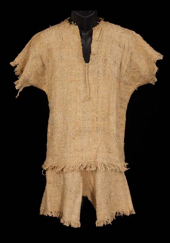 Douglas Fairbanks Sr. clothes from Mr. Robinson Crusoe