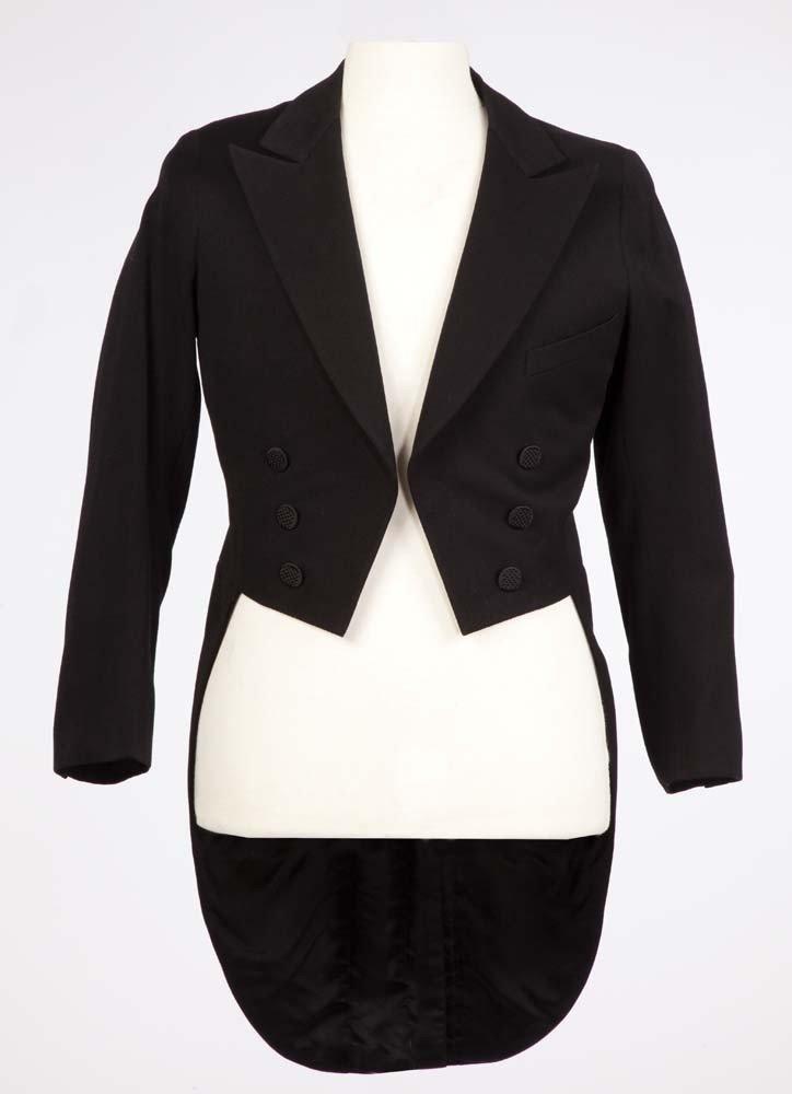Erich von Stroheim tail-coat from Three Faces East
