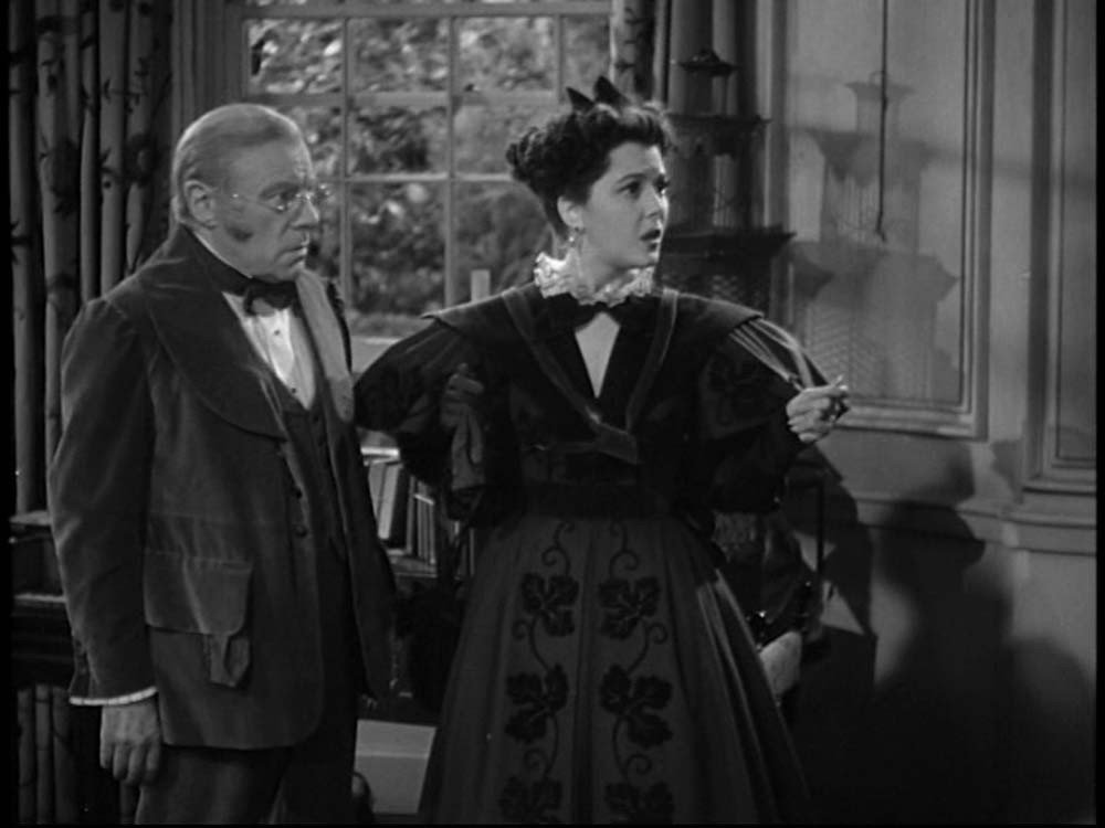 Ann Rutherford period dress from Pride and Prejudice - 2