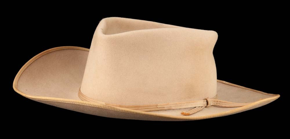 Glenn Ford's personal cowboy boots and cowboy hats - 3
