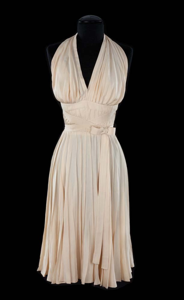 """Marilyn Monroe """"Subway"""" dress, from The Seven Year Itch"""
