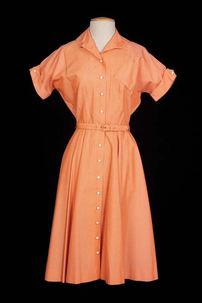 Joanne Woodward dress from The Three Faces of Eve