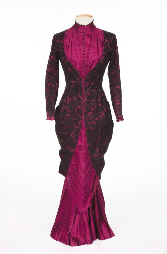 Debbie Reynolds gown from How the West Was Won